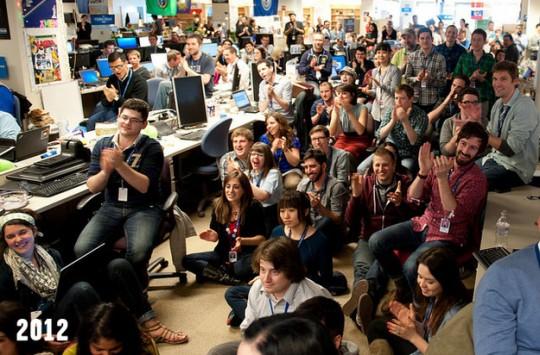 Obama campaign headquarters via BarackObama.tumblr.com