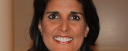 Nikki Haley / Wikimedia Commons