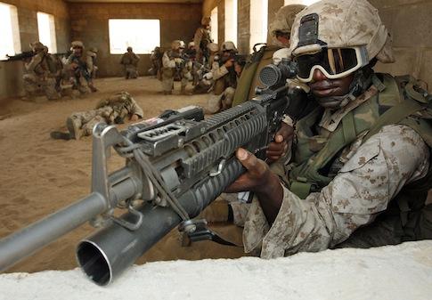 Marines / AP
