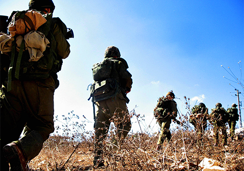 Israeli Defense Forces / AP