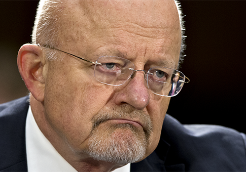 James Clapper / AP