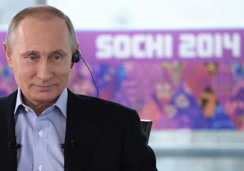 Vladimir Putin Sochi Olympics Winter Olympics 2014