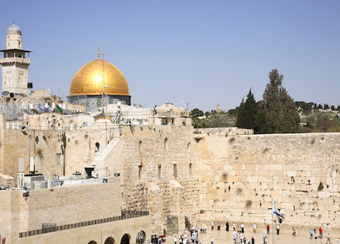 Jerusalem / AP