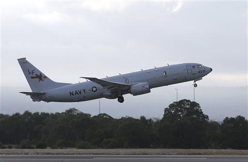 U.S. Navy P-8