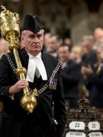 Canadadian Sergeant-at-Arms Kevin Vickers / AP