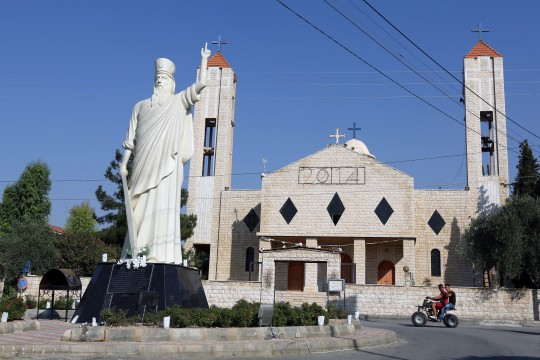 Mideast Lebanon Christians in Peril