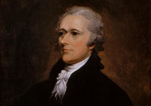 Alexander Hamilton / Wikimedia Commons