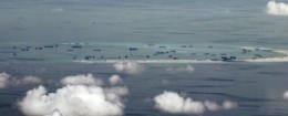 South China Sea / AP