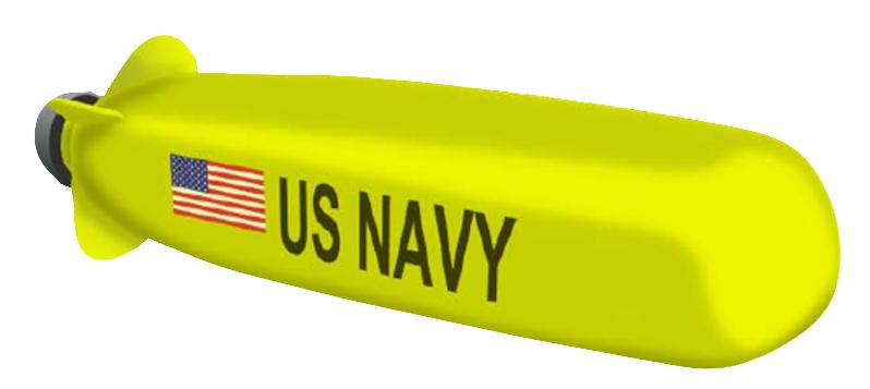 U.S. Navy UUV