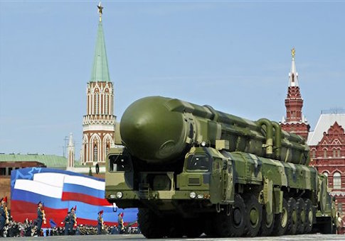 Russia nuclear weapons