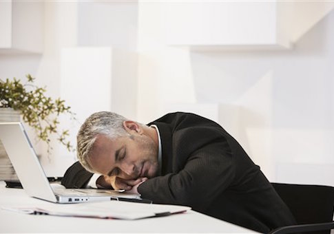 Feds Gave Bonuses To Employees Caught Sleeping And
