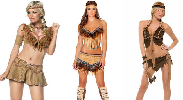 redskins costumes