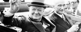 Winston Churchill / AP