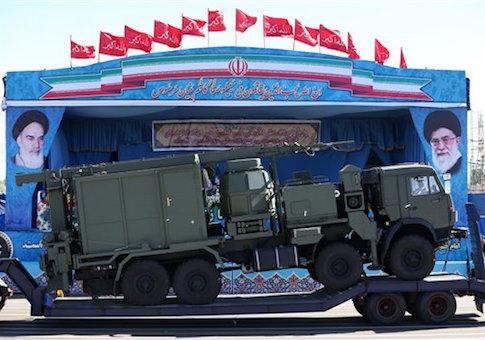 Iran S-300