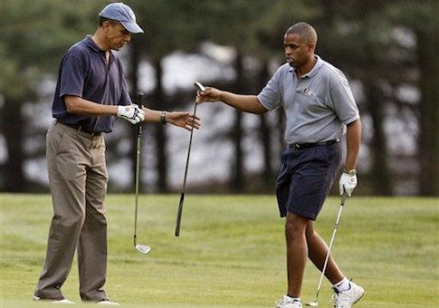 Barack Obama, Marty Nesbitt