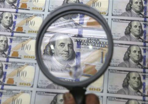 AP-Over $136 Billion in Improper Payments in 2015