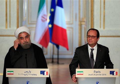 France Iran