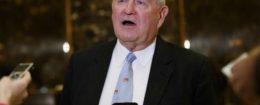 Former Georgia Gov. Sonny Perdue / AP