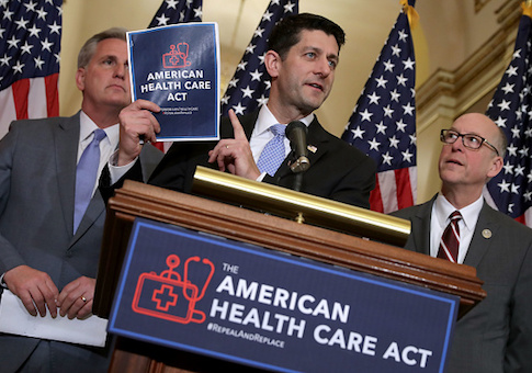 Here's Who Will Benefit Most From the GOP Replacement Plan for Obamacare