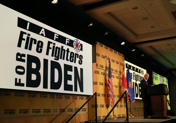 Union Probe Finds Close Biden Ally Misappropriated Millions