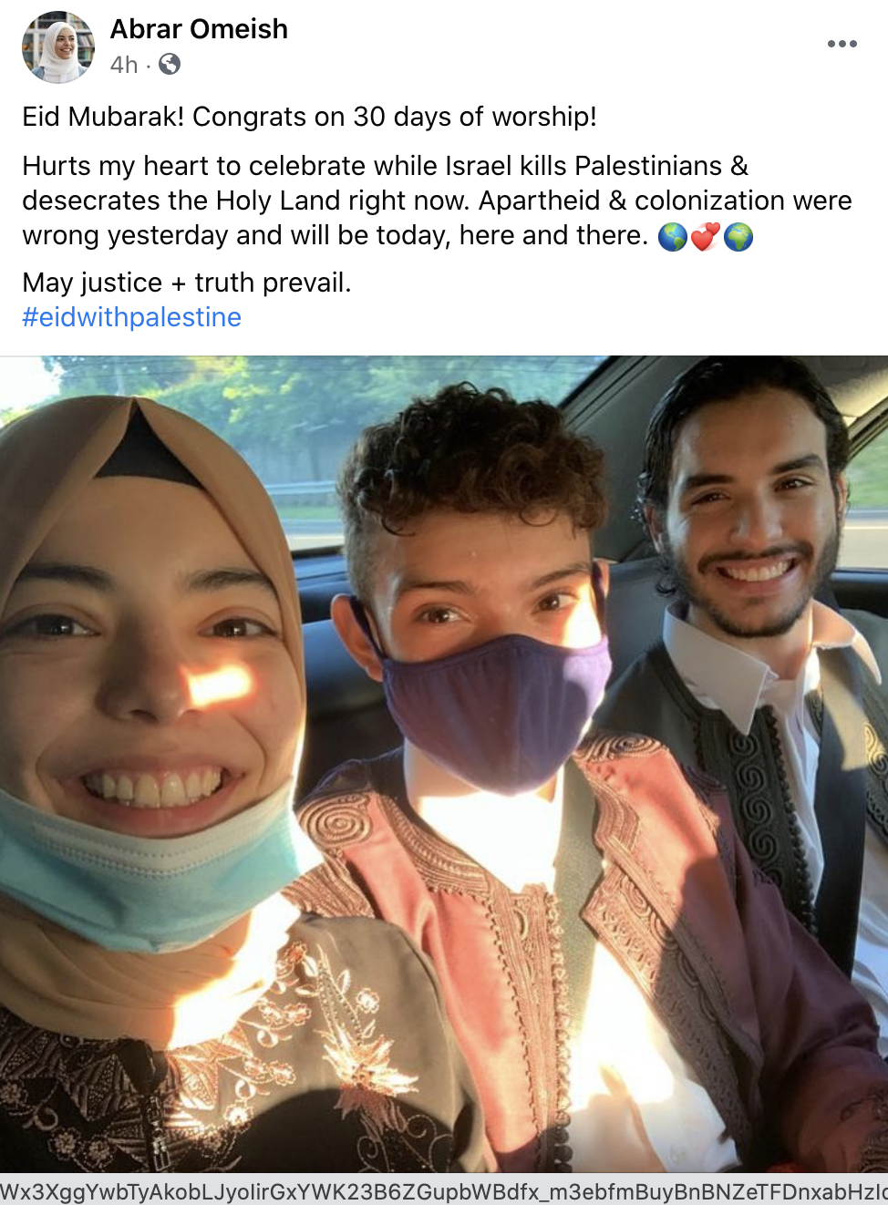 Virginia School Board Member Makes Anti-Israel Social Media Posts 2