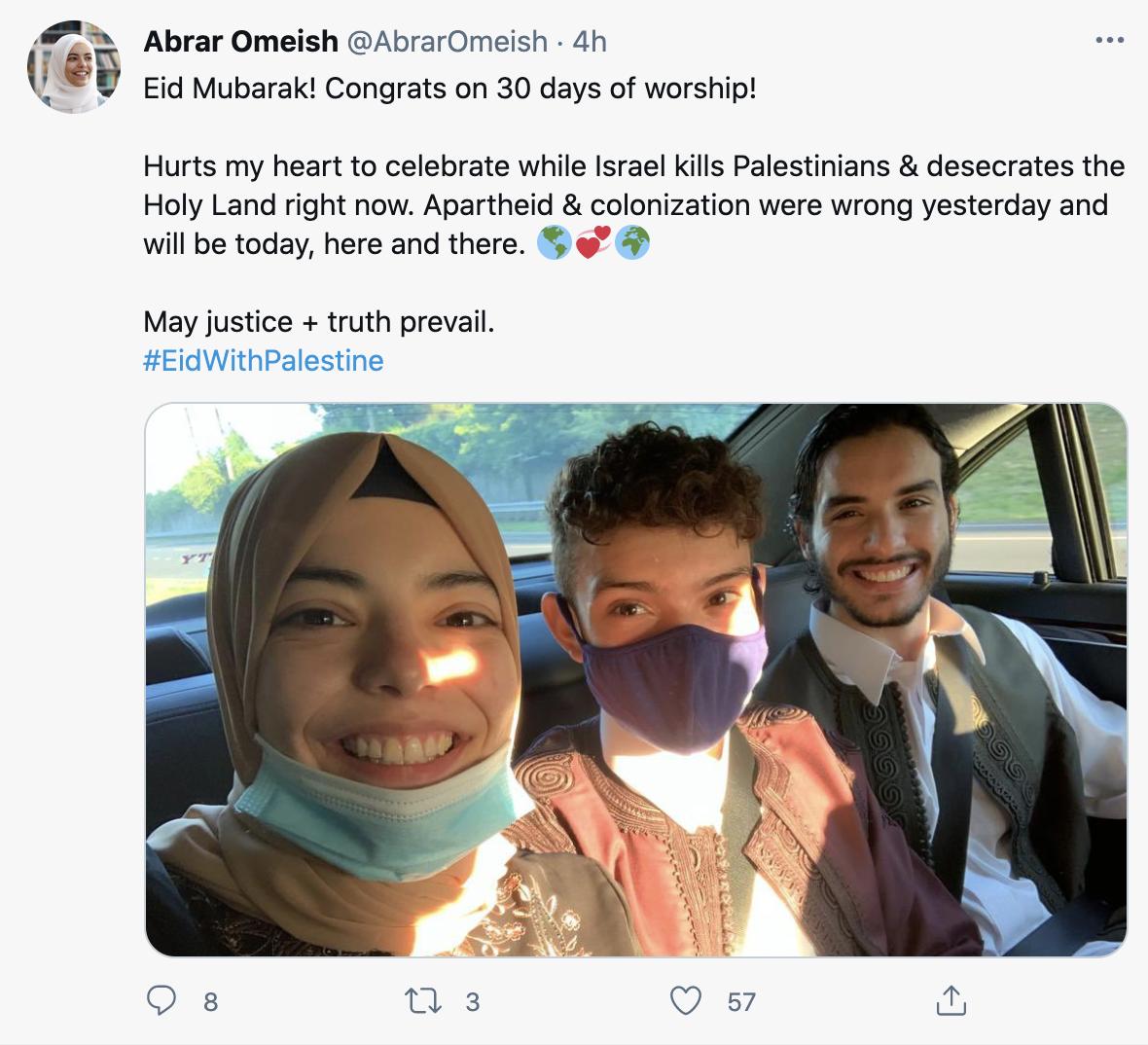Virginia School Board Member Makes Anti-Israel Social Media Posts 3